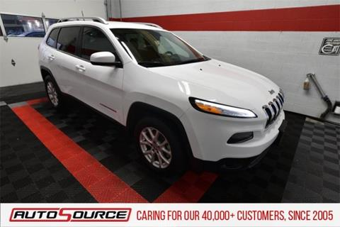 2018 Jeep Cherokee for sale in Boise, ID