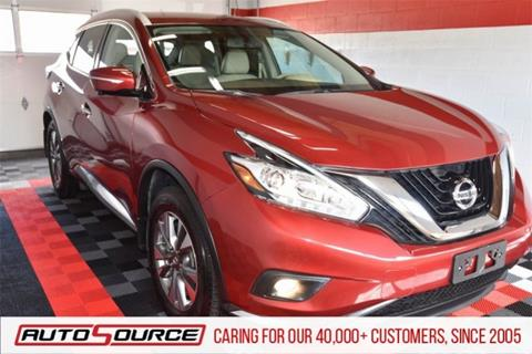 2015 Nissan Murano for sale in Boise, ID