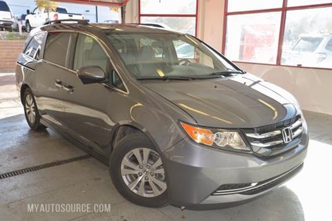 2016 Honda Odyssey for sale in Colorado Springs, CO