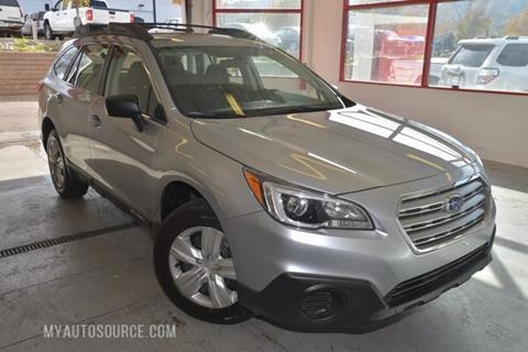 2016 Subaru Outback for sale in Colorado Springs, CO