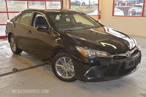 2017 Toyota Camry for sale in Colorado Springs, CO