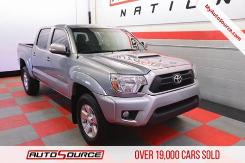 2015 Toyota Tacoma for sale in Colorado Springs, CO