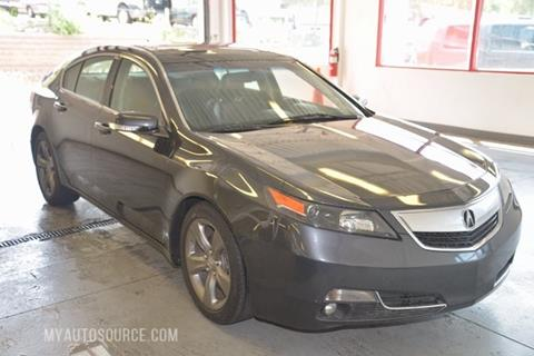2013 Acura TL for sale in Colorado Springs, CO