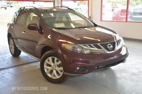 2013 Nissan Murano for sale in Colorado Springs, CO