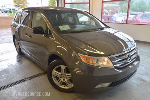 2012 Honda Odyssey for sale in Colorado Springs, CO