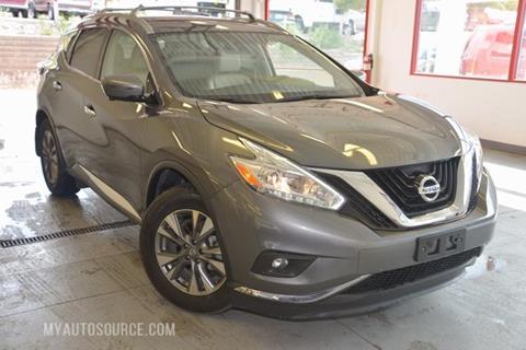 2016 Nissan Murano for sale in Colorado Springs, CO