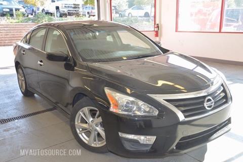 2013 Nissan Altima for sale in Colorado Springs, CO
