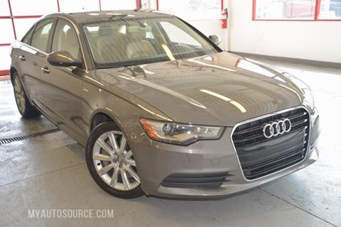 2013 Audi A6 for sale in Colorado Springs, CO