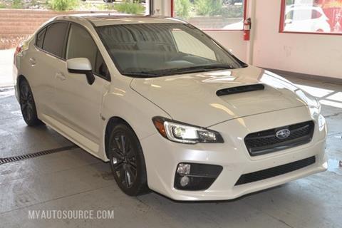 2015 Subaru WRX for sale in Colorado Springs, CO