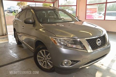 2016 Nissan Pathfinder for sale in Colorado Springs, CO