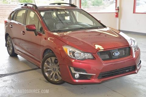 2015 Subaru Impreza for sale in Colorado Springs, CO