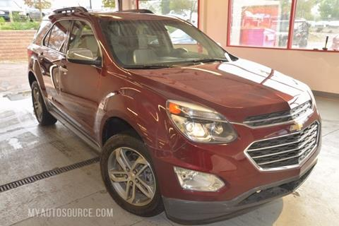 2016 Chevrolet Equinox for sale in Colorado Springs, CO