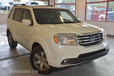 2014 Honda Pilot for sale in Colorado Springs, CO