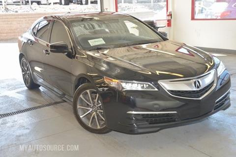 2015 Acura TLX for sale in Colorado Springs, CO