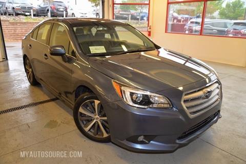 2017 Subaru Legacy for sale in Colorado Springs, CO