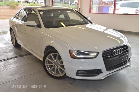 2014 Audi A4 for sale in Colorado Springs, CO