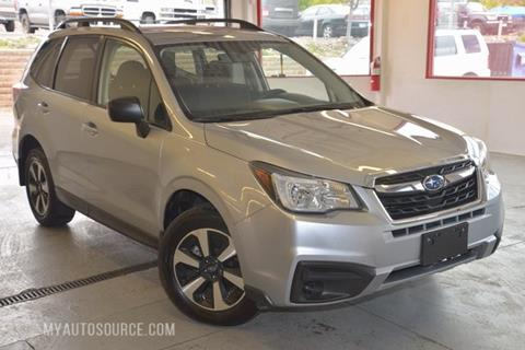 2017 Subaru Forester for sale in Colorado Springs, CO