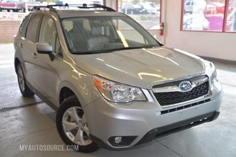 2016 Subaru Forester for sale in Colorado Springs, CO