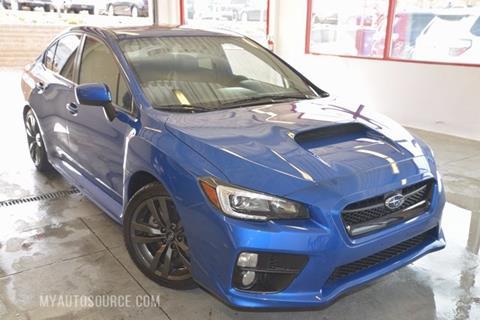 2016 Subaru WRX for sale in Colorado Springs, CO
