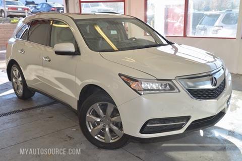 2015 Acura MDX for sale in Colorado Springs, CO