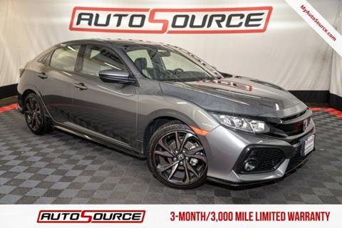 2017 Honda Civic for sale in Colorado Springs, CO