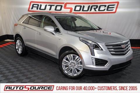 2018 Cadillac XT5 for sale in Colorado Springs, CO