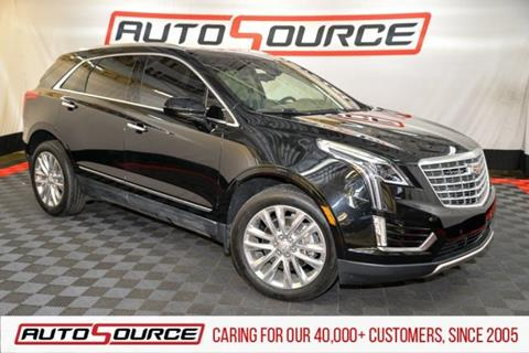 2017 Cadillac XT5 for sale in Colorado Springs, CO