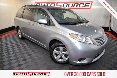 2015 Toyota Sienna for sale in Colorado Springs, CO