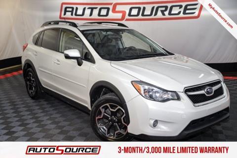 2015 Subaru XV Crosstrek for sale in Colorado Springs, CO
