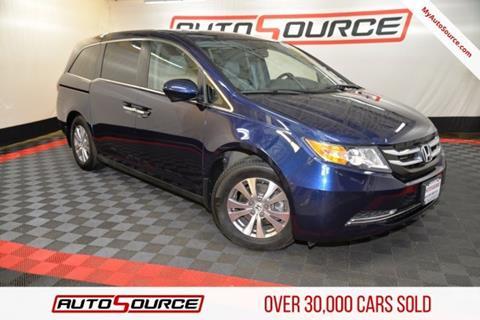 2017 Honda Odyssey for sale in Colorado Springs, CO