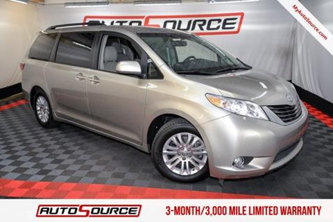 Minivans For Sale >> 2015 Toyota Sienna For Sale In Colorado Springs Co