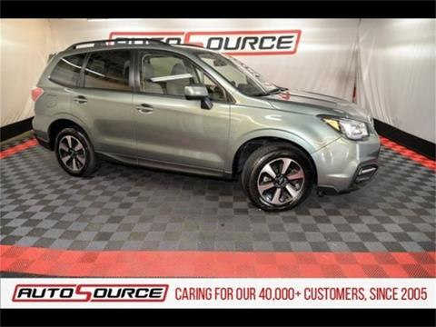 2018 Subaru Forester for sale in Colorado Springs, CO