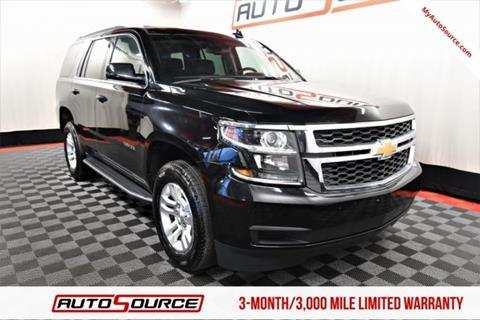 2018 Chevrolet Tahoe for sale in Colorado Springs, CO
