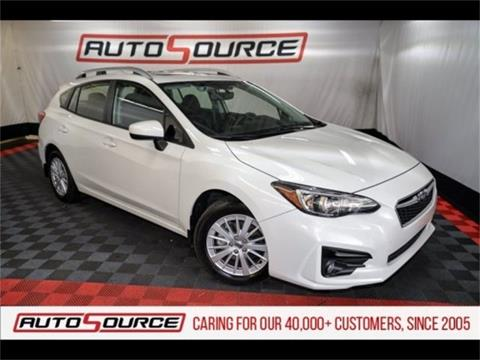 2018 Subaru Impreza for sale in Colorado Springs, CO