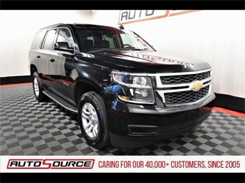 2018 Chevrolet Tahoe for sale in Colorado Springs, CO