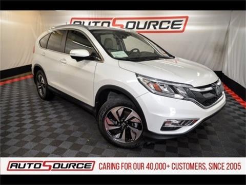 2016 Honda CR-V for sale in Colorado Springs, CO