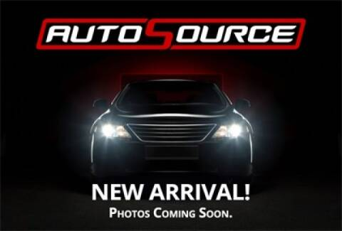 2013 Cadillac SRX Luxury Collection for sale at AutoSource Colorado Springs in Colorado Springs CO