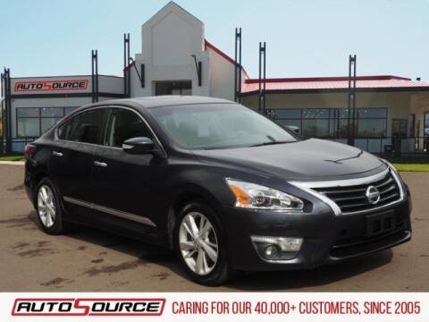2015 Nissan Altima 2.5 SV for sale at AutoSource Colorado Springs in Colorado Springs CO