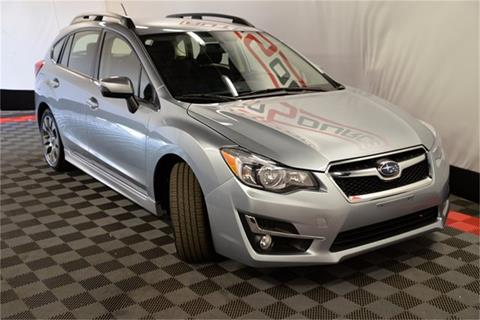 2016 Subaru Impreza for sale in Las Vegas, NV