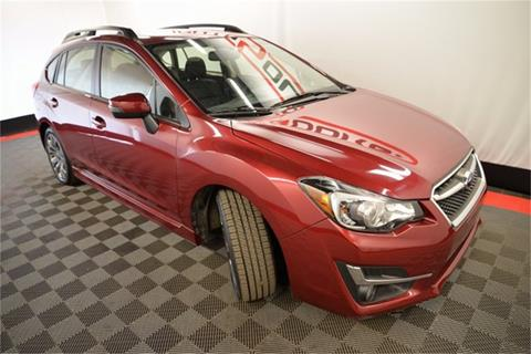 2015 Subaru Impreza for sale in Las Vegas, NV