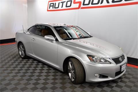 2012 Lexus IS 250C for sale in Las Vegas, NV