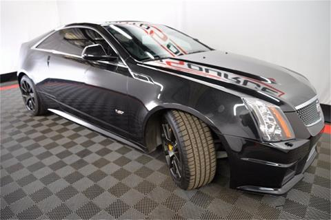 2014 Cadillac CTS-V for sale in Las Vegas, NV