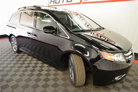 2015 Honda Odyssey for sale in Las Vegas, NV