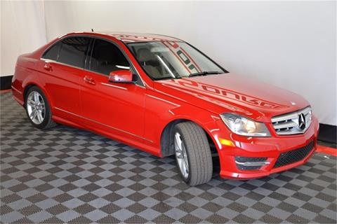 2014 Mercedes-Benz C-Class for sale in Las Vegas, NV