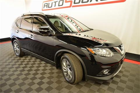 2015 Nissan Rogue for sale in Las Vegas, NV