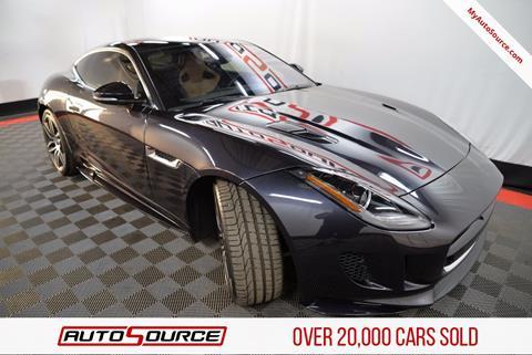 2017 Jaguar F-TYPE for sale in Las Vegas, NV