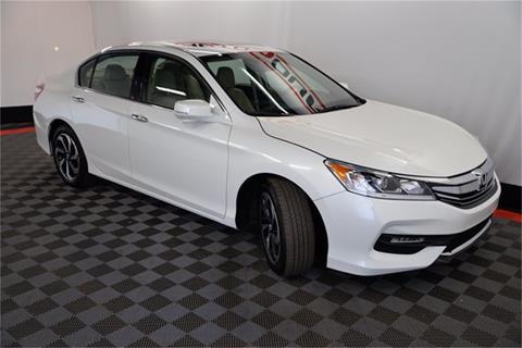 2016 Honda Accord for sale in Las Vegas, NV