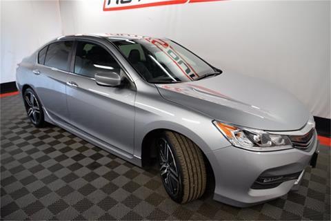 2017 Honda Accord for sale in Las Vegas, NV