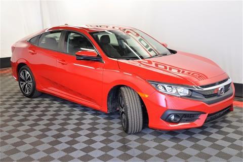2016 Honda Civic for sale in Las Vegas, NV