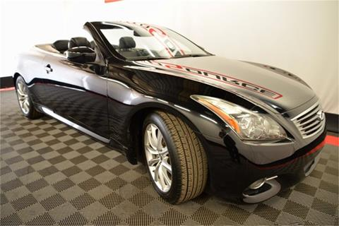 2013 Infiniti G37 Convertible for sale in Las Vegas, NV